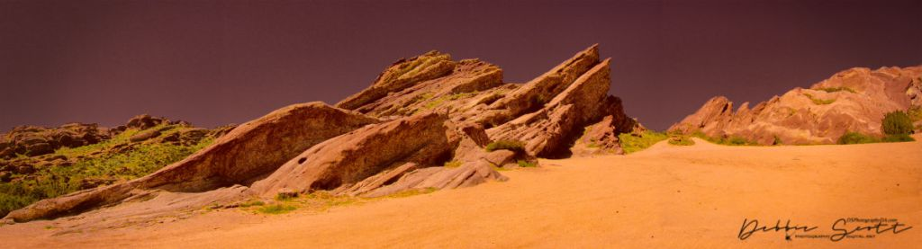 Vasquez Rocks - Otherworld 3