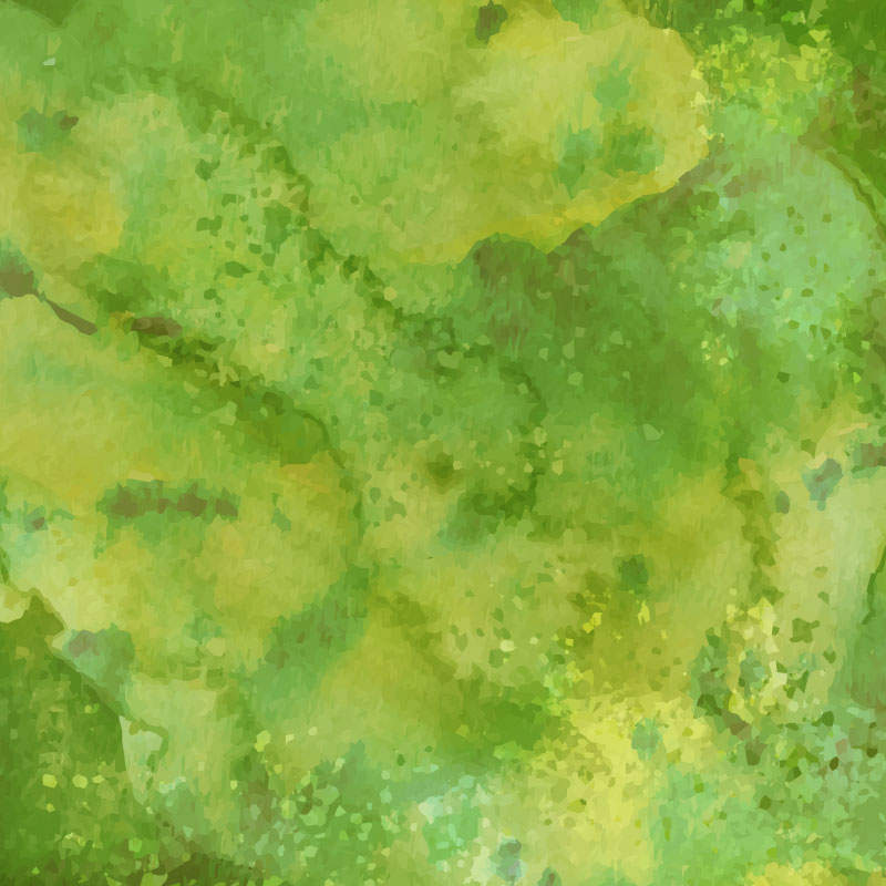 Green-Yellow Watercolor Texture - Step 2