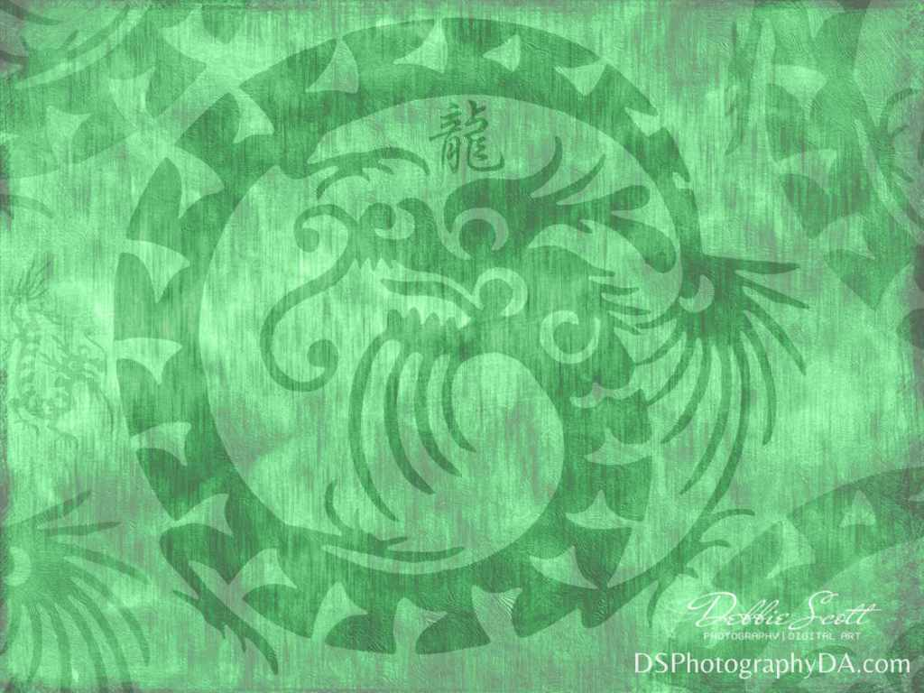 12 - Add Dragon Calligraphy