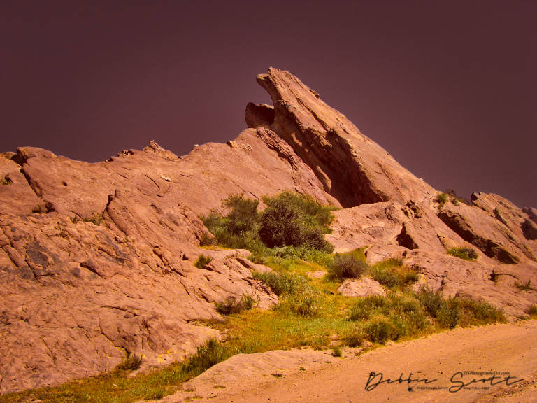 Vasquez Rocks - Otherworld 1