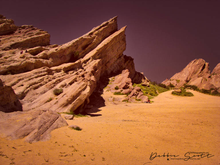 Vasquez Rocks - Otherworld 2