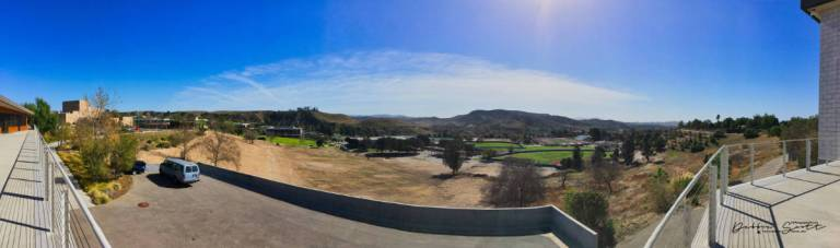 WPC- Tour Guide Panoramic View of Campus