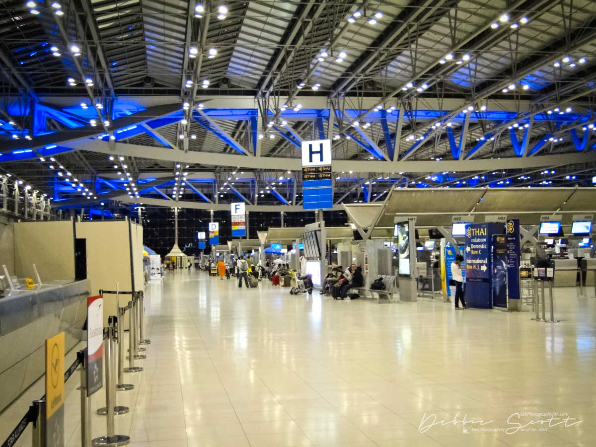 WPC Lines - Suvarnabhumi Airport 4