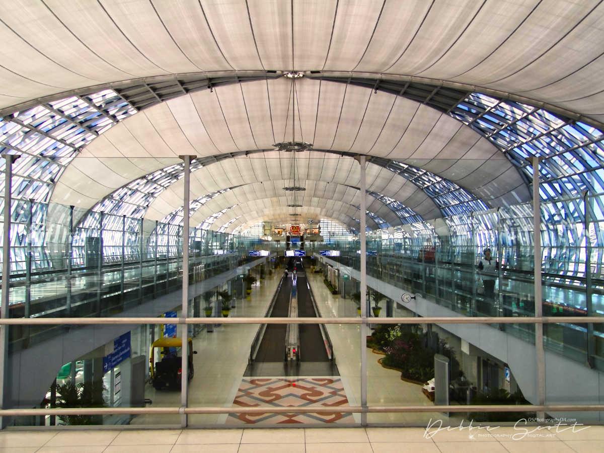 WPC Lines - Suvarnabhumi Airport 2