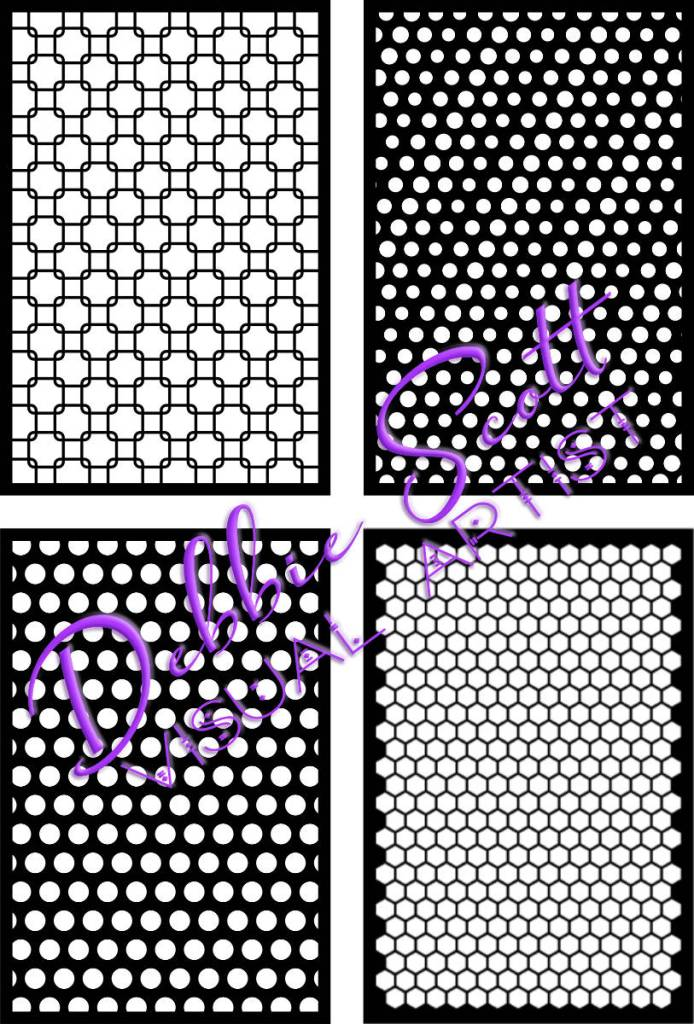 Digital Stencils